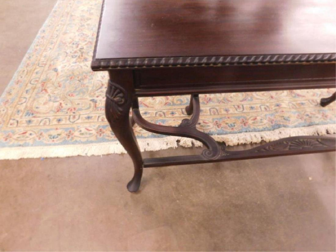 Queen Anne Revival Style Console Table - 7