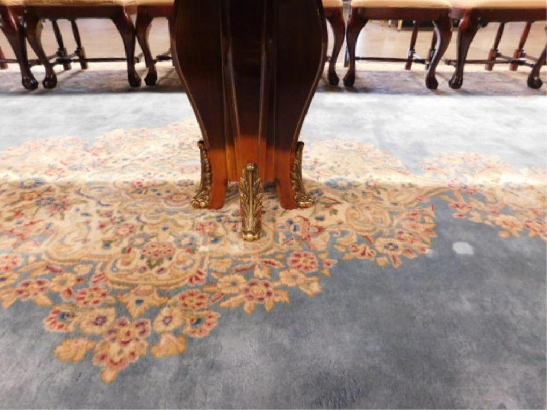 Louis XV Style Mahogany Banquet Table - 5