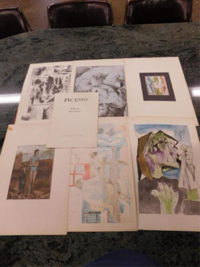 Portfolio of Picasso Drawings - 2