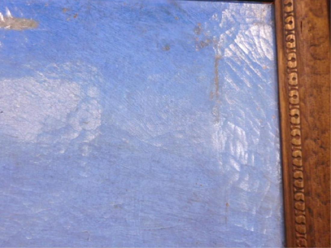 Joan Berg Signed Oil Painting - 3