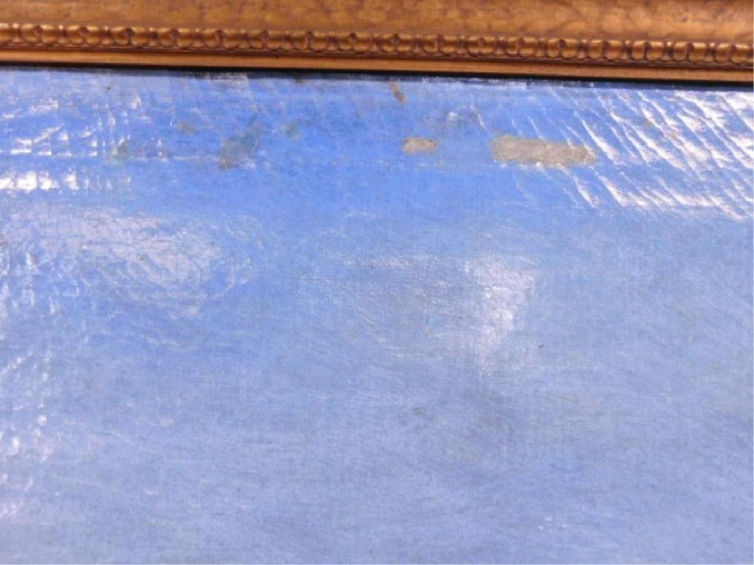 Joan Berg Signed Oil Painting - 4