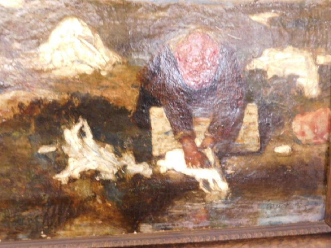 Joan Berg Signed Oil Painting - 8