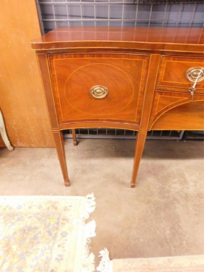 Kittinger Hepplewhite Style Mahogany Sideboard - 2