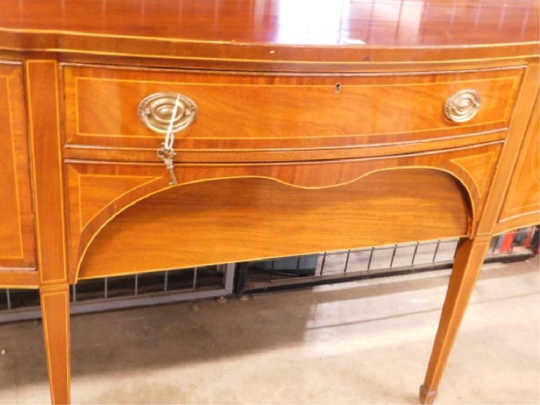 Kittinger Hepplewhite Style Mahogany Sideboard - 3