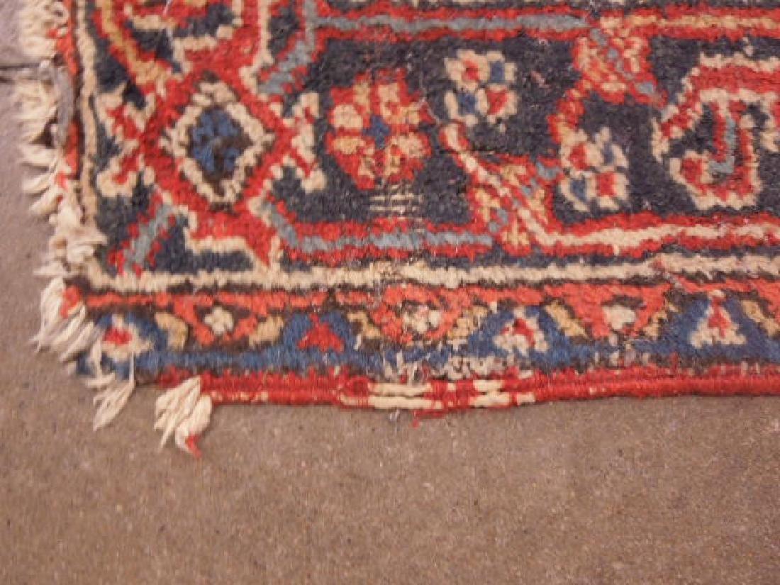 Hamadan Throw Rug - 4