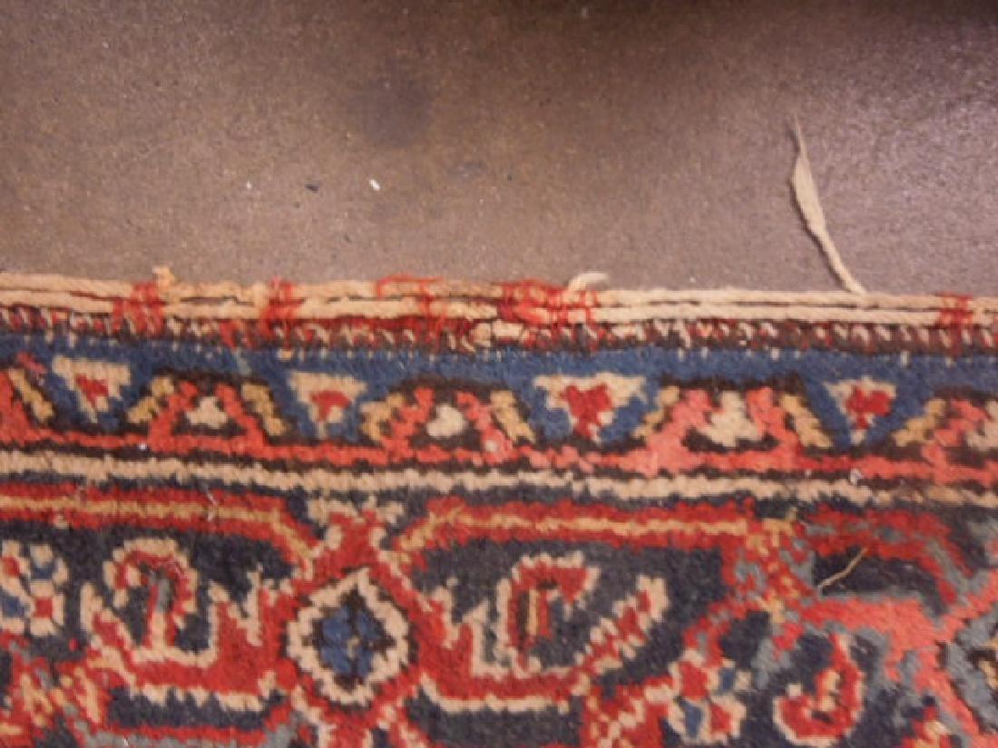 Hamadan Throw Rug - 7