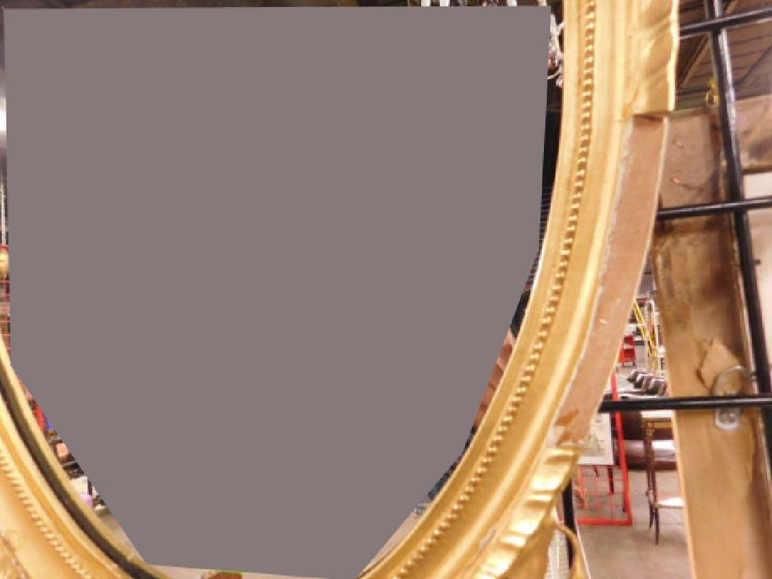 Friedman Brothers Williamsburg Gilt Mirror - 4