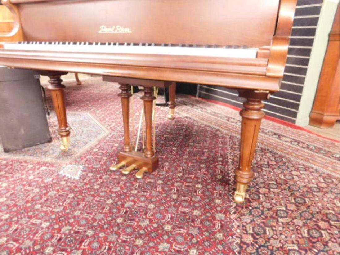 Pearl River Mahogany Baby Grand Piano - 3