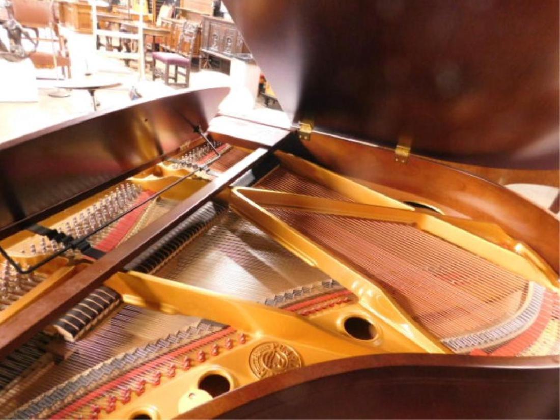 Pearl River Mahogany Baby Grand Piano - 5