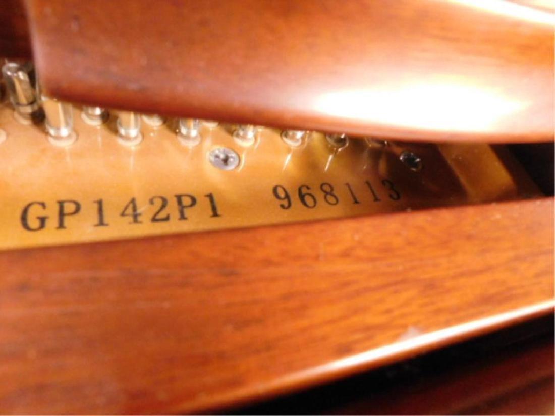 Pearl River Mahogany Baby Grand Piano - 6