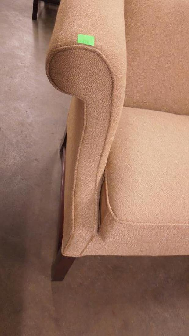 Chippendale Style Camel Back Sofa - 2