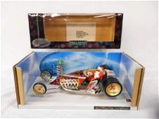 Holiday Hot Wheels Santa Claus Roadster