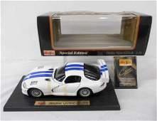 Maisto 1997 Dodge Viper GRS-R