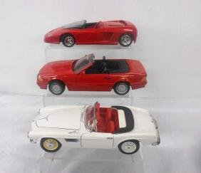Revell Inc Convertible Sports Cars