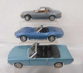 Revell Inc. Sports Cars