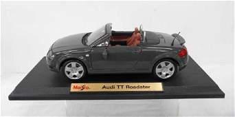 Maisto Audi TT Roadster