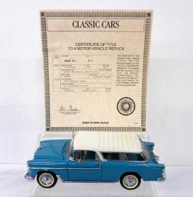 Danbury Mint 1955 Chevrolet Nomad