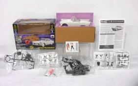 Revell '56 Ford Thunderbird Model Kit