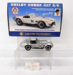 Franklin Mint Shelby Cobra 427 S/C