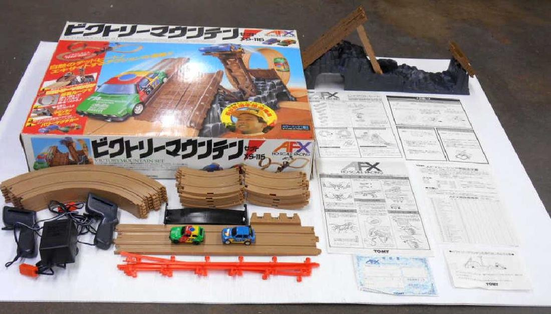 Tomy AFX Japanese Victory Mountain Race Set