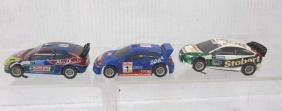 Scalextric Ford Focus Slot Cars