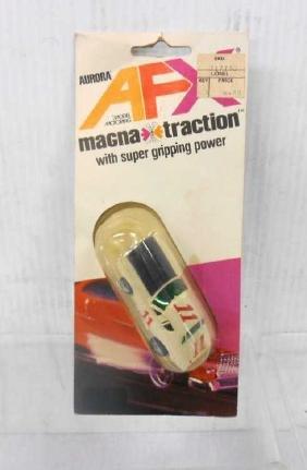 Aurora AFX Magnatraction Dodge Charger Slot Car