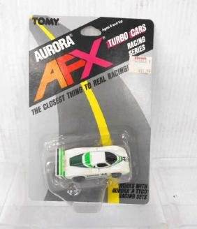 Tomy Aurora AFX Turbo Cars Jaguar Slot Car