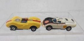 Aurora & Bachman Slot Cars
