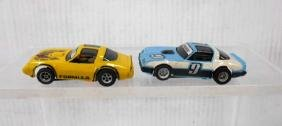 Aurora AFX Firebird Slot Cars