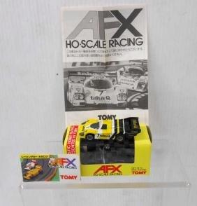 Tomy AFX Japanese Porsche 956 Slot Car
