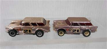 Aurora AFX 57 Chevy Nomad Slot Cars