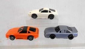 Tyco AFX Nissan 300ZX & Grand Prix Slot Cars