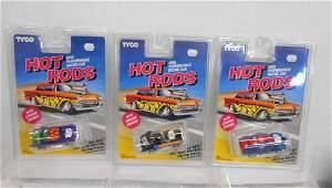 Tyco Hot Rods Slot Car Set
