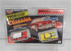 Tyco Classics Chevy Slot Car Twin Pack