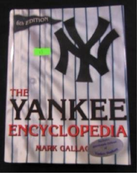 The Yankee Encyclopedia (signed)