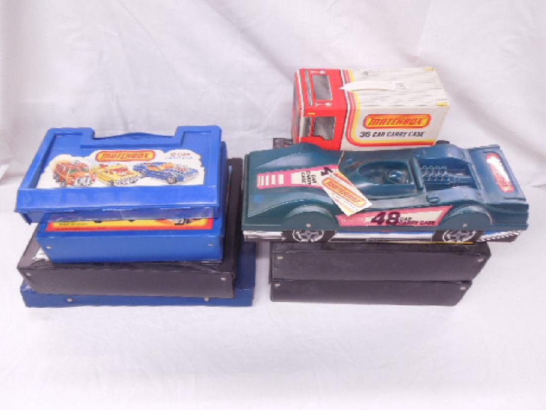Matchbox Car & Vehicle Cases