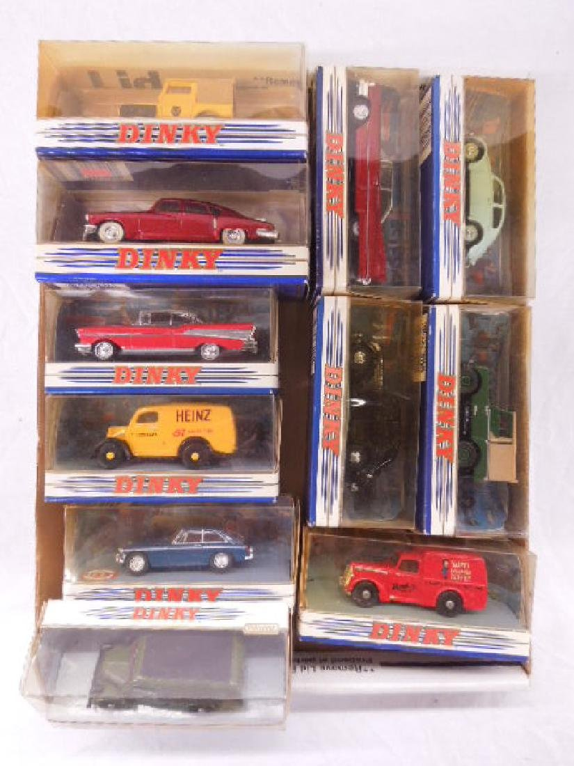 Matchbox The Dinky Collection Vehicles