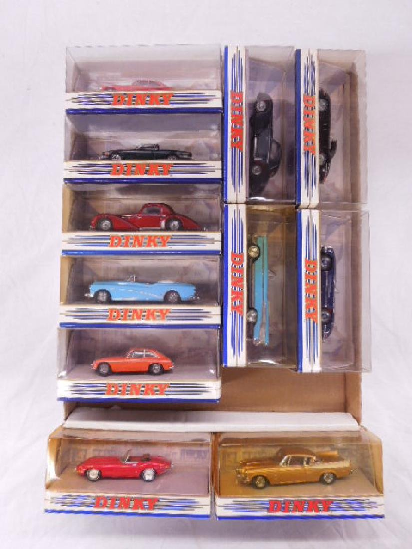 Matchbox Dinky Collection Vehicles