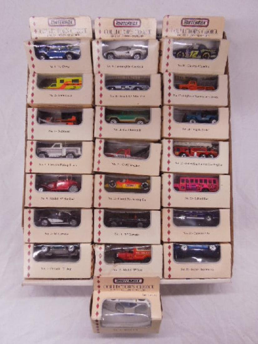 Matchbox Collector's Choice Vehicles