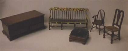 Miniature Furniture Group