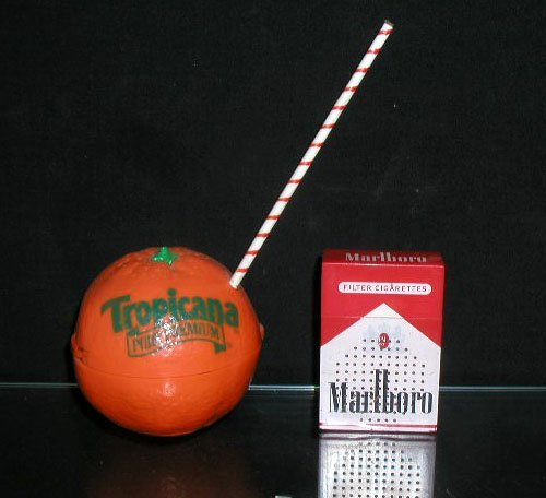2005: 1980's Tropicana Orange & Marlboro Radios