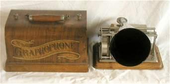 2014 Columbia Type Q Cylinder Phonograph