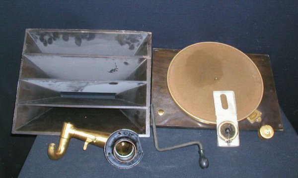 2110: 1920-30's Victor Phonograph Parts