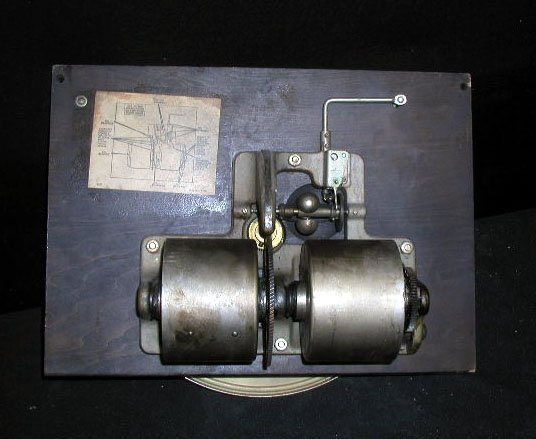 2110: 1920-30's Victor Phonograph Parts - 3