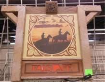 Vintage Falstaff Beer Light Sign