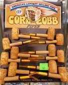 Vintage Corn Cob Pipe Store Display