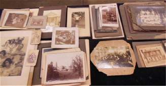 Large Lot Studio  Other Vintage Photos