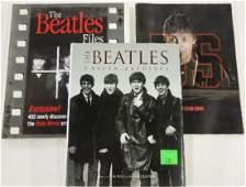2 Beatles Hardback Books