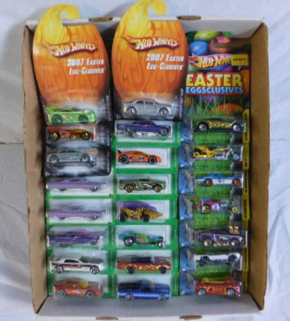 Hot Wheels Easter Egg-Clusives Vehicles