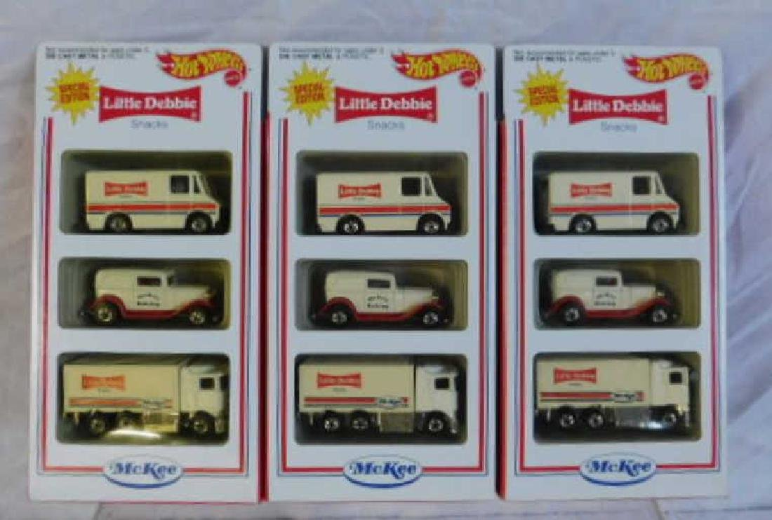 Hot Wheels Little Debbie 3 Packs - 2